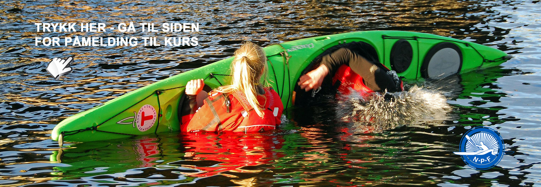1b7eb0a1 Kurs padling kajakk og kano - Eian Fritid AS